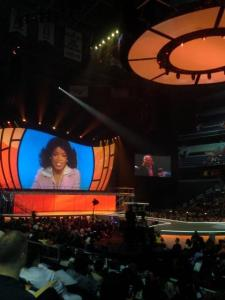 Oprah winfrey brings oprah s the life you want weekend tour